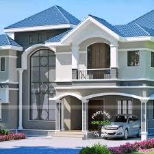 Modern Design ELK Haus 132 With Flat Roof ELK Prefab House