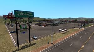 100 Truck Stops In New Mexico List Of In American Simulator Simulator
