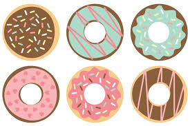 Celebrate National Donut Day Or Any With These Free SVG