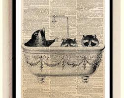 badezimmer deko etsy
