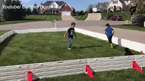 Winter Is Coming - Play Ice Hockey In Your Backyard With EZ ICE ... Yard Games Entertaing For Friends And Barbecue Diy Balance Beam Parks The Park Outdoor Play Equipment Boggle Word Streak Game Games Building 248 Best Primary Images On Pinterest Kids Crafts School 113 Acvities Children Dch Freehold Nissan 5 Unique You Can Play In Your Backyard Outdoor To In Your Backyard Next Weekend Best Projects For Space Water 19 Have To This Summer Backyards Outside Five Fun Kiddie Pool Bare