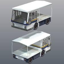 100 Moster Milk Truck For Poser 3D Models VanishingPoint