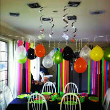 Ideas For Decorating A House Party