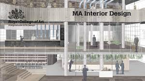 104 Architects Interior Designers Design Ma Royal College Of Art