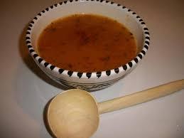 cuisine sans viande recette soupe à l orge avec ou sans viande 750g