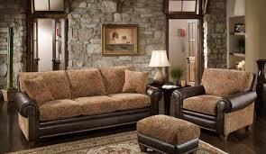 Living RoomClassic Room Idea Showing Rustic Decor Cool Black