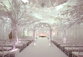 Oh The Things We Love Winter Wonderland Weddings