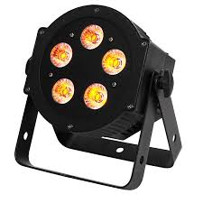 American DJ ULT674 5P HEX RGBAW UV LED DMX Par Wash Light