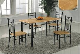 Metal Kitchen Table Sets And Antique 37 Chairs