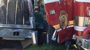 100 Dump Truck Drivers Truck Driver Charged Following Crash With Indianapolis Fire Truck