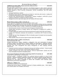 Disa Siprnet Help Desk by Resume Richard Beiler W Ts 050815