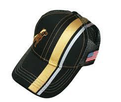 100 Mack Truck Hat Merchandise S S Black Gold