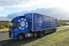 Veka Recycling Unveils New Fuel Efficient Truck Fleet - Glass Times