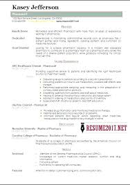 Resume Examples For Pharmacy Assistant Feat Student Sample Pharmacist Technician Intern