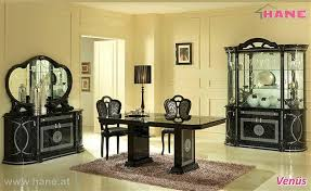 venüs italienisches esszimmer schwarz stilev möbel