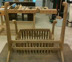 Sam Maloof Rocking Chair Class by Building A Maloof Inspired Rocking Chair With Charles Brock