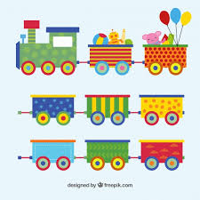toy train vectors photos and psd files free download