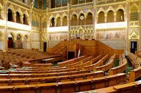 chambre du parlement file chambre députés parlement hongrois vue générale jpg wikimedia