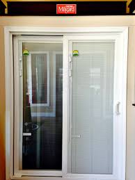 Sliding Door With Blinds In The Glass by What Are Milgard U0026 X27 Internal Blinds U0026 X27 California Energy