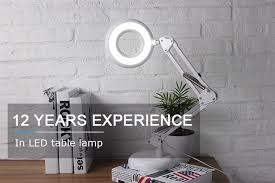 Best Desktop Magnifying Lamp by Vapai Lighting Best Selling Dental Book Light Lab Desktop