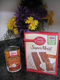 Pumpkin And Cake Mix Weight Watchers by Best 25 Spice Cake Mix Ideas On Pinterest Spice Cake Recipes