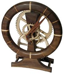 plans for wooden gear clock plans diy free download free 3d scroll