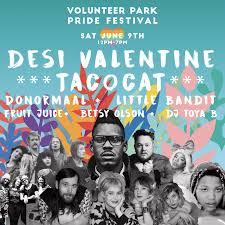 Volunteer Park Pride Festival | Seattle Pride