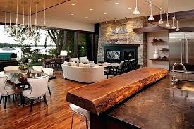 wohnzimmer rustikal modern konzept wohnzimmermöbel ideen