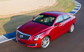 First Drive 2013 Cadillac ATS Automobile Magazine