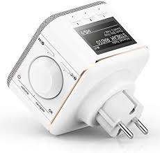 hama steckdosenradio internetradio klein wlan in smart radio mit bluetooth aux usb spotify multiroom netzwerkstreaming radio wecker