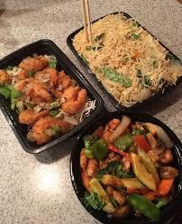 100 Chen Chow Takeout Salt Pepper Shrimp Vegetable Mai Fun
