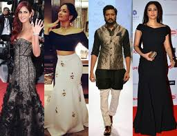 Black Is The Face Of New Fashion Trends In India