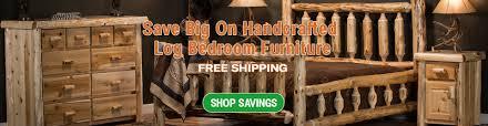 Log Furniture Rustic Furniture Cabin Decor
