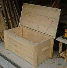 cedar box rustic furniture rustic decor