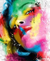 Colorful Paintings By Patrice Murciano Painting