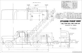 Silverado Bed Sizes by 69 And 73 Frame Dimensions Ford Truck Enthusiasts Forums Ranger