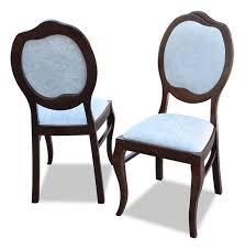 8x stuhl set echtes holz polster sitz esszimmer garnitur esszimmer stühle neu