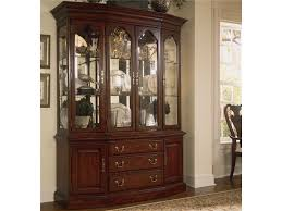American Drew Cherry Grove 45thCanted China Cabinet