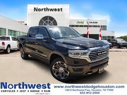 100 Trucks For Sale Houston Tx NEW 2020 RAM 1500 LARAMIE LONGHORN CREW CAB 4X4 57 BOX