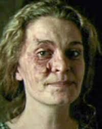 la chambre des officiers disfiguring makeups scarring isabelle renauld in la