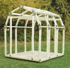 10x10 Shed Plans Pdf by 2x4basics Diy Outdoor Storage Shed With Barn Roof Gardening