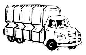 100 Semi Truck Clip Art Driver Art 62785 LOADTVE