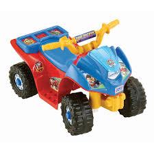 Fisher-Price Power Wheels - PAW Patrol Lil' Quad - Mattel - Toys
