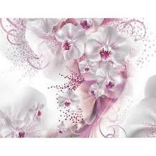 details zu fototapete blumen orchidee tapete wandbilder vlies wandtapete 9466cp
