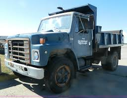 1986 International S1700 Dump Truck | Item BQ9975 | SOLD! De...