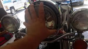 harley davidson headlight replacement