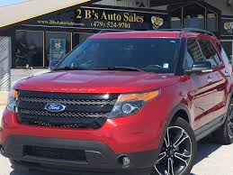 Quality Used Cars, SUV's & Trucks For Sale In NWA...
