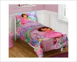 dora the explorer toddler bed set home design ideas
