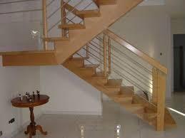 escalier quart tournant avec palier repos courante