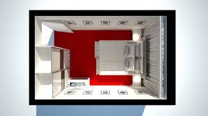 schlafzimmer in zwei varianten schranksysteme